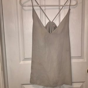 Tops - White Camisole Tank